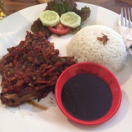 Cupit Warung BBQ: Chicken BBQ