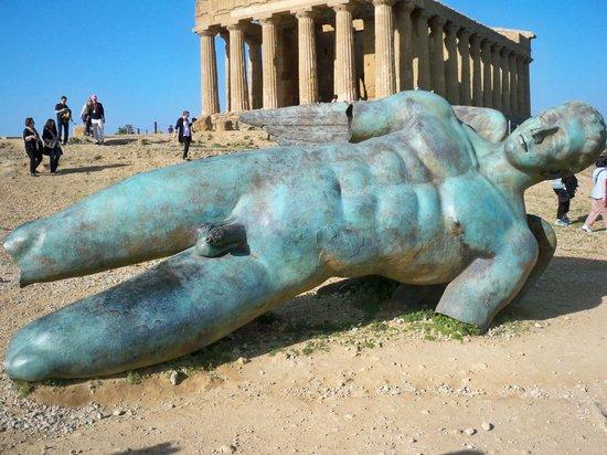 Sicily Tour Guides Agrigento: Ruins