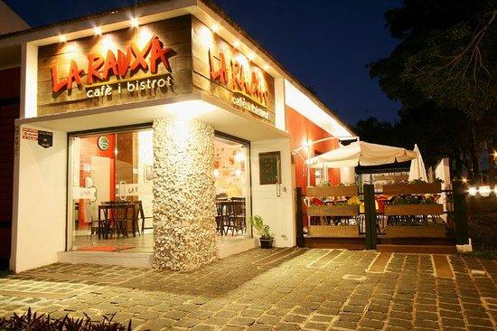 La Rauxa Cafe I Bistrot