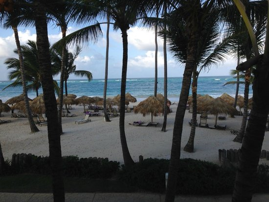 Paradisus Punta Cana: View from my room