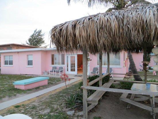 Sea Scape Motel - Oceanfront Getaway : esterno della suite