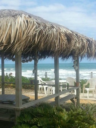 Sea Scape Motel - Oceanfront Getaway: gazebo