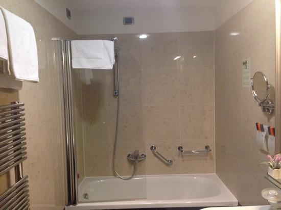 Best Western Premier Hotel Astoria: bathroom