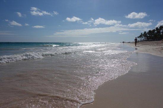 Bavaro Princess All Suites Resort, Spa & Casino: Bavaro Beach