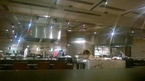 Park Hyatt Mendoza: restaurante