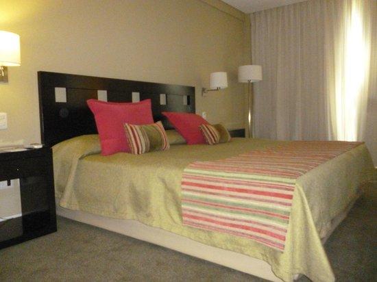 Howard Johnson Hotel  Ramallo: HABITACION