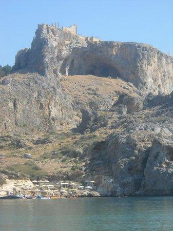Agios Pavlos Beach (Saint Paul): St. Pauls Bay