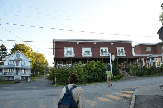 Auberge La Dolce Vita: l'hôtel de retour du lac