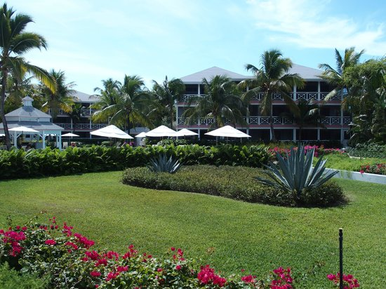 Ocean Club Resort : Ocean club landscaping