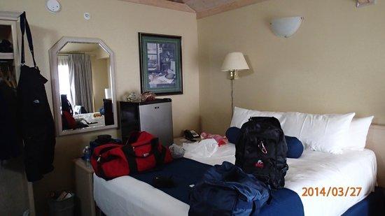Red Carpet Inn: Room 301