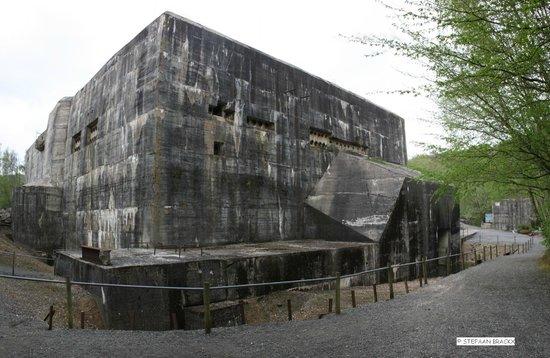 Blockhaus d'Eperlecques : Le Grand Blockhaus