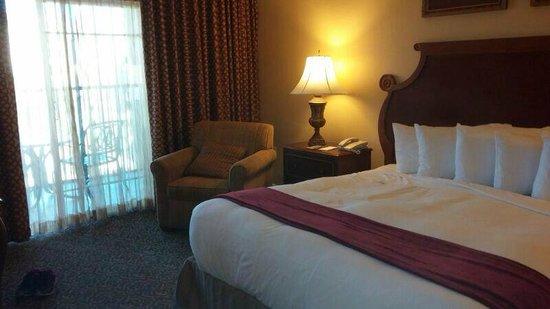 Hilton Grand Vacations at Tuscany Village: Room