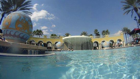Hilton Grand Vacations at Tuscany Village: Main pool