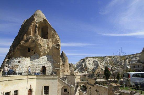Cappadocia Cave Suites: Hotel