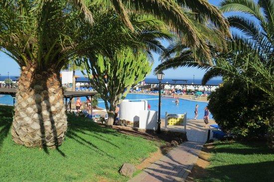 TUI MAGIC LIFE Fuerteventura: Pool depths from 0.25 to 1.8 metres