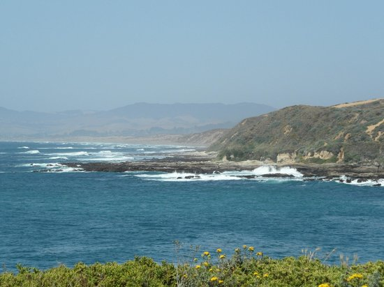 Montana de Oro State Park: View from the cliff walk