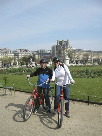 Fat Tire Tours Paris: Day Tour