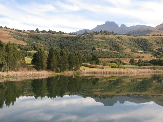 Drakensberg Sun Resort: Stunning surroundings