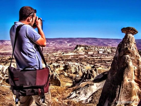 New Goreme Tour - Day Tours : Our tour guide for the day