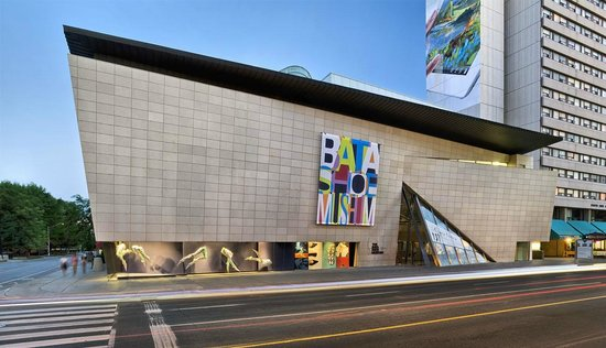 Photo of Tourist Attraction Bata Shoe Museum at 327 Bloor St. W., Toronto M5S 1W7, Canada