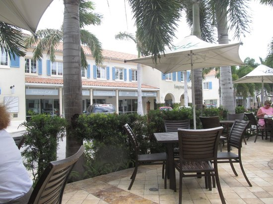 The Vix Bar & Grill: Outside View/The Vix