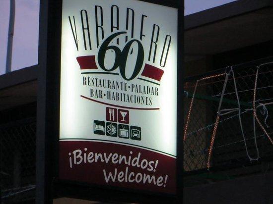 Varadero 60: Best Restuarant in Varadero