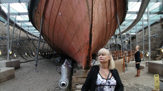 Brunel's ss Great Britain Hull