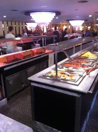 H·TOP Gran Casino Royal : The Restaurant...