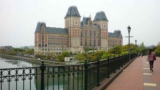 Hotel Okura JR Huis Ten Bosch : gaikann