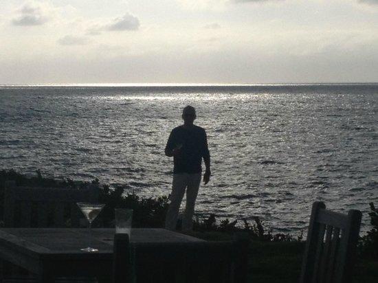 The Cove Eleuthera: Sunset