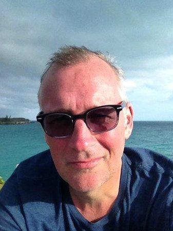 The Cove Eleuthera: Sunkissed Brian