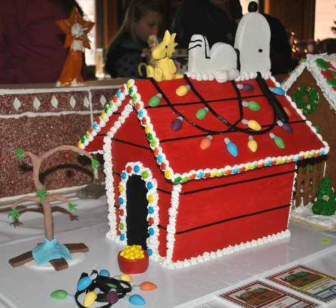 History Center: Festival of Gingerbread is always a great time.