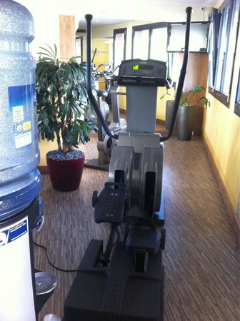 Novotel Suites Berlin City Potsdamer Platz: Fitness in the hotel
