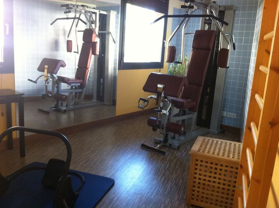 Novotel Suites Berlin City Potsdamer Platz: Fitness