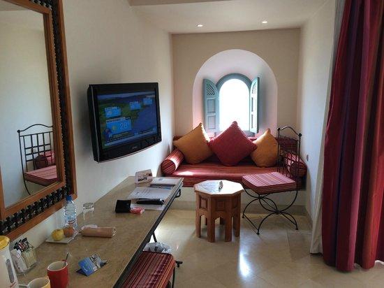 Radisson Blu Ulysse Resort & Thalasso Djerba: Chambre