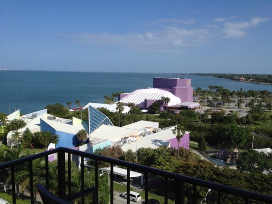 Hyatt Regency Sarasota: A Room with a View