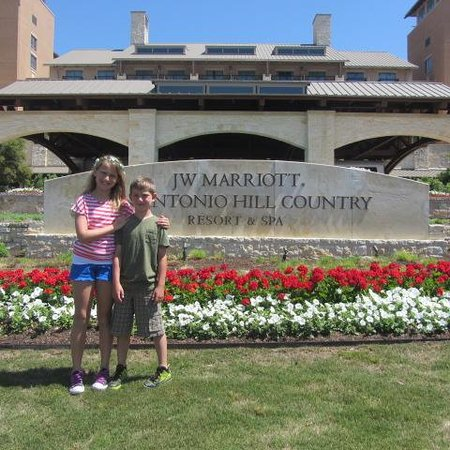 JW Marriott San Antonio Hill Country Resort & Spa : Did not want to leave