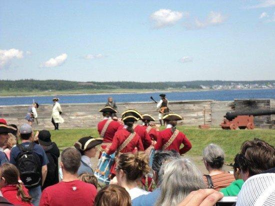 Le site historique national de la Forteresse de Louisbourg : Random Photos