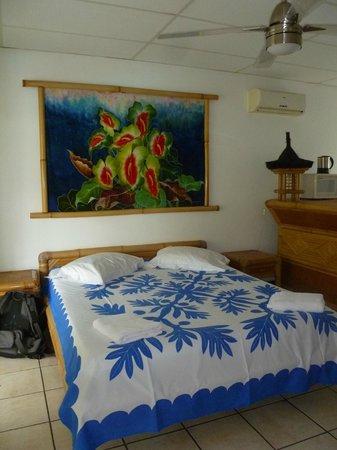 Pension de la Plage Tahiti : mars 2014