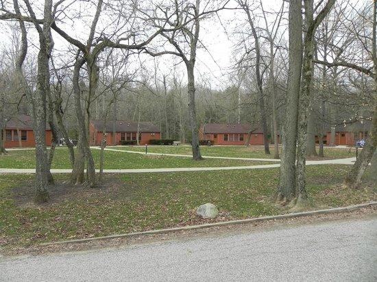 Turkey Run Inn: Nearby cabins