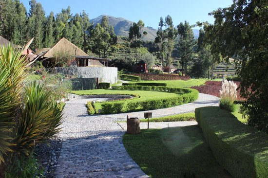 Colca Lodge Spa & Hot Springs - Hotel: Grounds