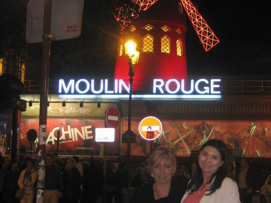 Moulin Rouge: Birthday treat