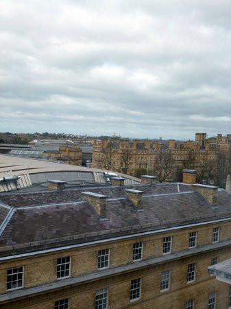 The Grand Hotel & Spa: Room 502 - view from bedroom right