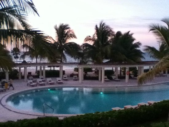 Dreams Tulum Resort & Spa: View - Beautiful to wake up to every morning