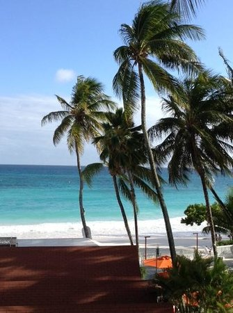 Bougainvillea Barbados: View from room 3316
