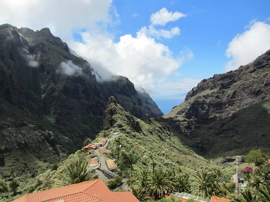 Masca Valley : Love the view!