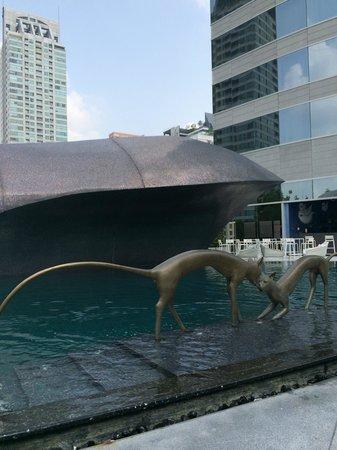 W Bangkok: 可惜泳池小了些