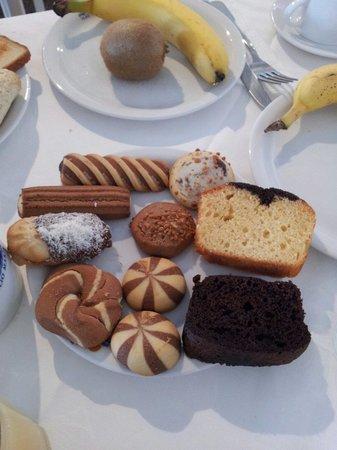Ilio Maris Hotel : Riquisimo desayuno