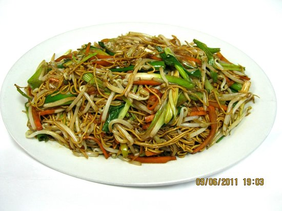 Noodle House Chinese Restaurant : SOY SAUCE FRIED NOODLE