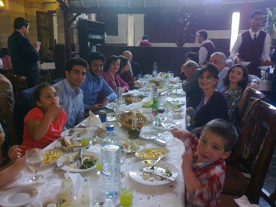Diwan al Sultan Ibrahim Restaurant : Nice place